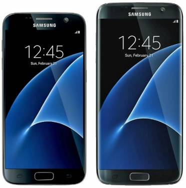 等不及MWC Samsung Galaxy S7 S7 edge正反面照片再曝