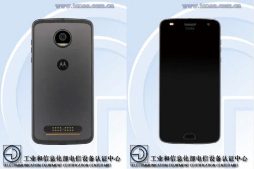 發表時間已近?Moto Z2 Play悄悄現身中國工信部