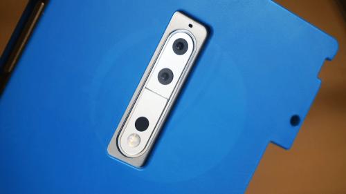 採用雙鏡頭設計?Nokia 9工程機曝光
