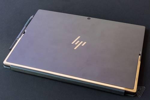 不讓Surface專美於前 HP推出Spectre x2變形筆電