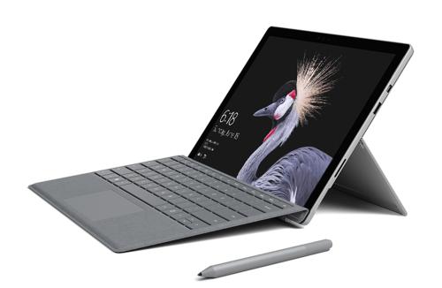 微軟在上海的新品發表會中 發表了全新Surface Pro