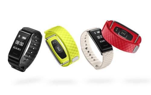 華為榮耀A2手環 加入OLED螢幕與心跳感測器