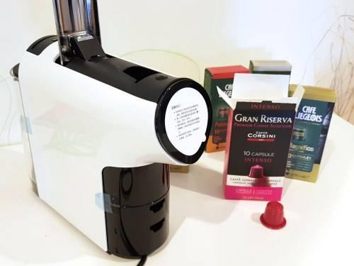小米眾籌膠囊咖啡機開箱-藏在細節裡的魔鬼