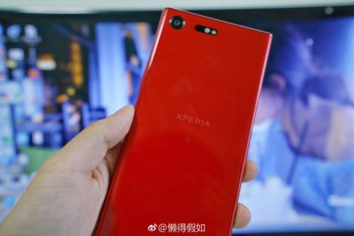鏡紅色Sony Xperia XZ Premium曝光 傳在日本限量販售
