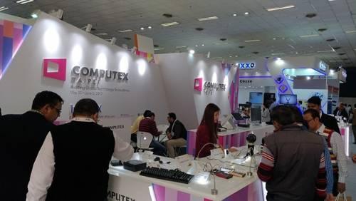 2017 COMPUTEX 台北國際電腦展 端午連假科技開跑