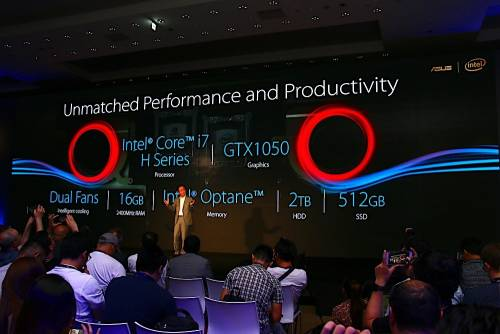 ASUS VivoBook S與VivoBook Pro COMPUTEX連袂發表