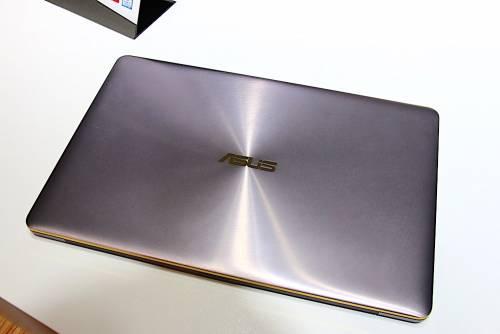 動手玩 ASUS ZenBook Flip S ZenBook 3 Deluxe ZenBook Pro