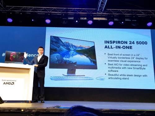 Dell 推全新多合一 Inspiron 系列桌機