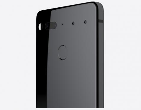 Android之父親自操刀 極窄邊框Essential Phone發表亮相