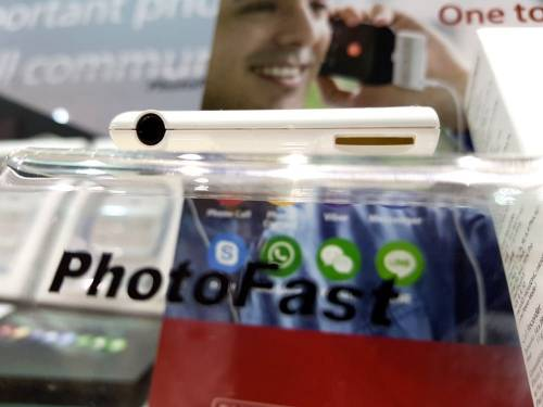 PhotoFast 推出全球首款Apple專用通話錄製器-Call Recorder