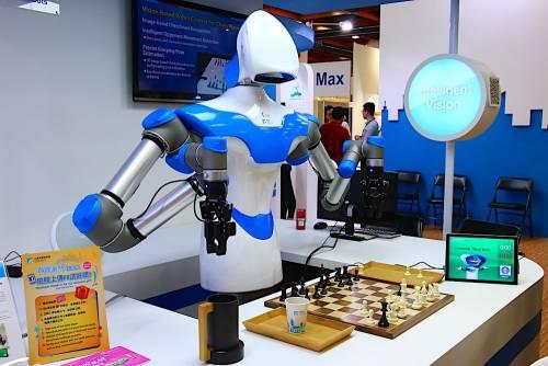 整合AI人工智慧與視覺技術 工研院推智慧視覺機器人系統