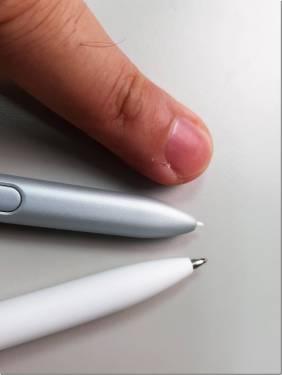 指頭上畫十字就可讓手指觸控更準確?這是真的嗎?
