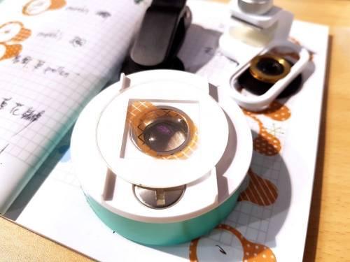 uHandy 行動顯微鏡 探索世界的最細微感動