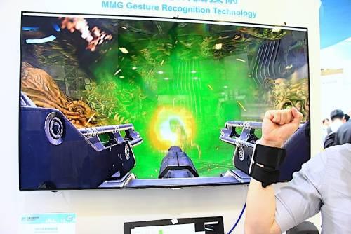 工研院MMG手勢辨識技術 輕鬆控制VR虛擬實境裝置