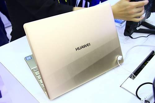 HUAWEI MateBook X COMPUTEX 2017 實機動手玩