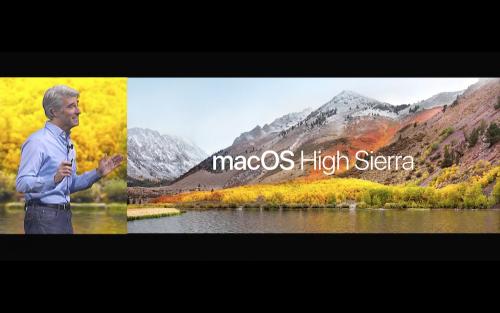 Apple WWDC17 現場重點快速整理