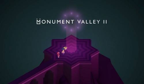 WWDC意外亮點-紀念碑谷2 Monument Valley 2 閃電優雅上架!