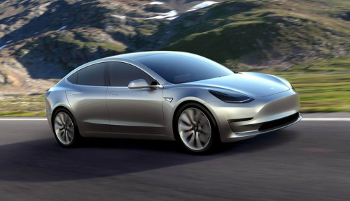 Tesla Model Y 外型曝光 傳最快2019年正式亮相