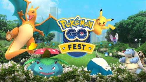 Pokemon GO 精靈寶可夢GO 一週年活動即將開跑