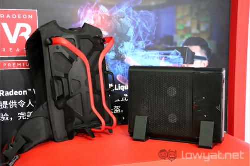 帶來更便利的VR體驗 Lenovo Legion VR PC 亮相