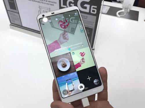 LG G6 Plus與G6 Pro 將於6月27日發表亮相