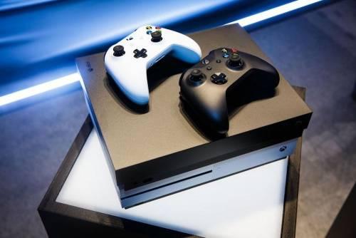 史上最強遊戲主機 微軟 Xbox One X 正式亮相