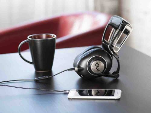 Blue Microphone Ella專業平面振膜耳機 Sadie Hi-Fi 定製耳機 台灣6 16上市
