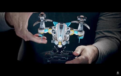 用模型來玩遊戲 Ubisoft太空冒險遊戲 Starlink E3電玩展亮相