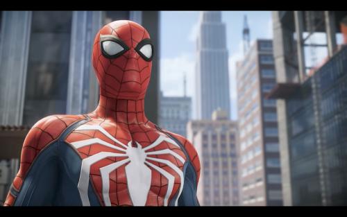 蜘蛛人 遊戲將在2018年獨家於PS4平台推出