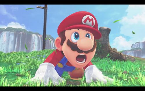 超級瑪利歐奧德賽 Super Mario Odyssey 預計10月底登場