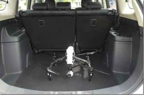 空拍機帶你看見不一樣的風景 Mitsubishi Outlander 新體驗