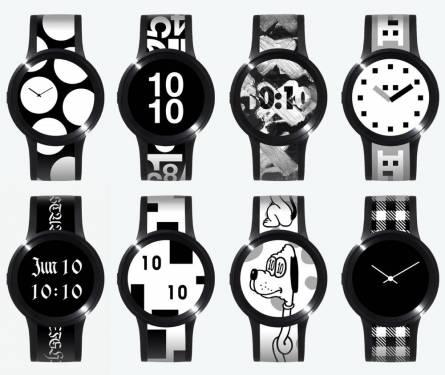 SONY 第二代電子紙手錶 FES Watch U 日本開賣