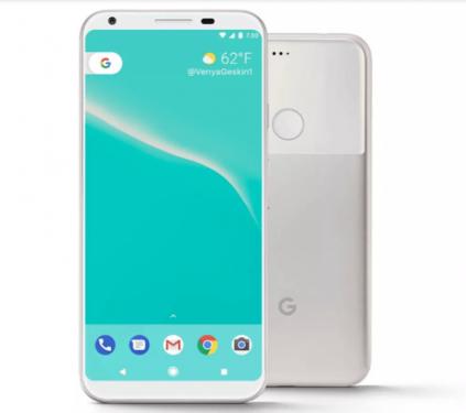 Google Pixel 2 XL 將由LG代工製造
