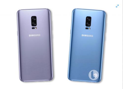 Galaxy Note 8 渲染圖曝光 將有六種顏色可選