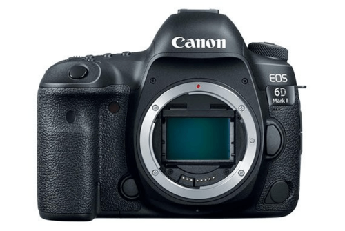 Canon 6D Mark II 六月底發表 預計八月正式上市