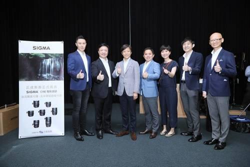 日本鏡頭大廠 SIGMA 全新電影鏡頭正式登台