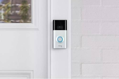 個人智慧居家監控Ring 將推可更換電池 Video Doorbell