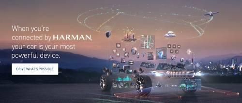 恩智浦 NXP 加深與HARMAN合作,實現未來互聯汽車