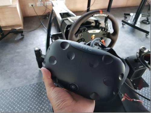VR 就要這樣玩!全台最大虛擬實境體驗館開幕