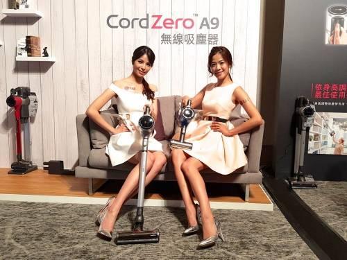 注重細節! LG CordZero A9 無線吸塵器超貼心!