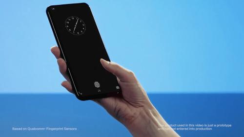 搶先蘋果 Vivo 發表隱形指紋辨識技術 實現螢幕指紋解鎖