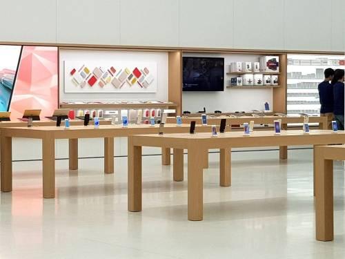 直擊!台灣首間 Apple Store 揭幕