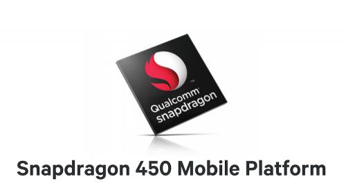 支援QC3.0與雙鏡頭 高通推出 Snapdragon 450 處理器