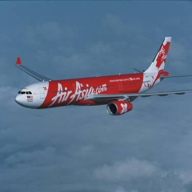 AirAsia 首航著陸美國夏威夷 成功進軍美國市場