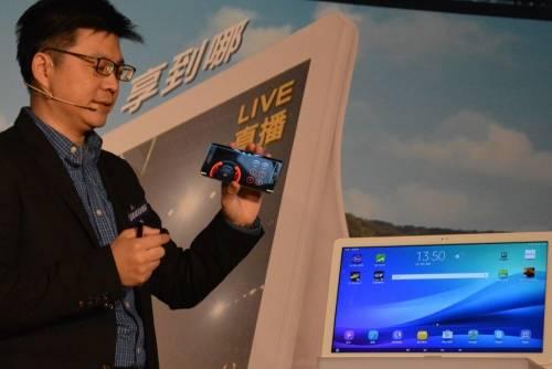 三星推出超大平板電視Galaxy View 讓你專心享受追劇快感