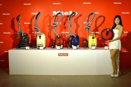 德國精品家電Miele推出2016最新C2 C3吸塵器與Scout RX1掃地機器人