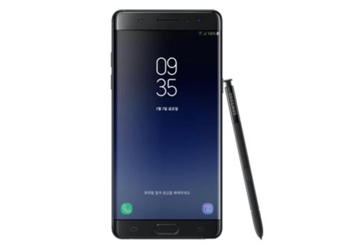 Galaxy Note 7 FE 將於7月7日在韓國限量販售