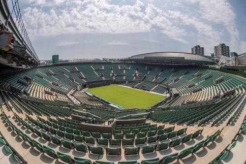 第 140 屆溫布頓 Wimbledon 網球賽 獎將落誰家?