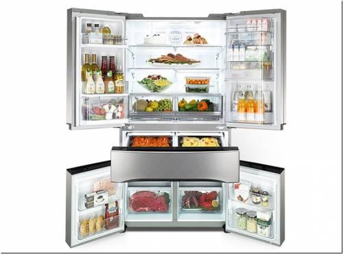 上下門冰箱也有直驅變頻壓縮技術了 LG 新系列冰箱登台