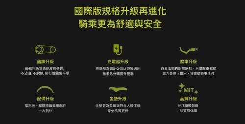 與米家無關 騎記電助車 QiCycle 台灣版本開放預購